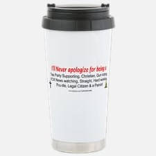 Cute Tea party Travel Mug