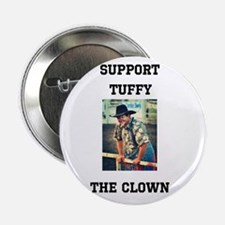 Support Tuffy The Clown 2.25&Quot; Button (10 Pack