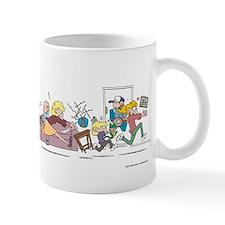 Foxtrot Chaos Mug