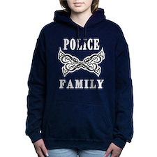 Police Family Hooded Sweatshirt