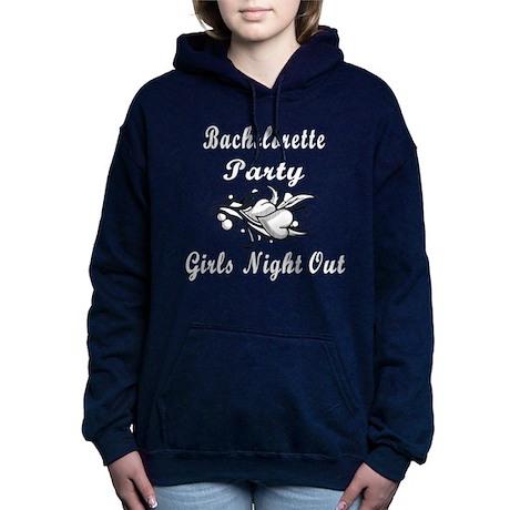 Weddings Bachelorette Tattoo Hooded Sweatshirt