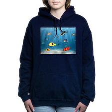 Oceans Of Fish Hooded Sweatshirt