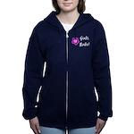 Girls Rule Women's Zip Hoodie