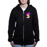 Baby Duck Women's Zip Hoodie
