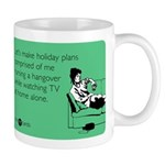 Holiday Plans Mug