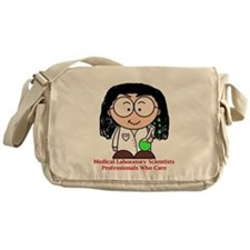 Medical Laboratory Professionals Messenger Bag
