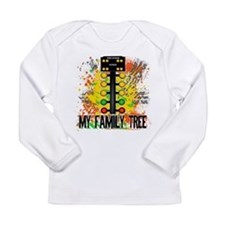 My Family Tree Long Sleeve T-Shirt