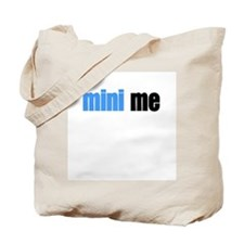 mini me blue Tote Bag