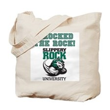 Slilppery Rock Tote Bag