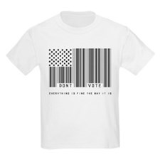 Don't Vote Everything Is Fine T-Shirt