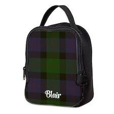 Blair Tartan Neoprene Lunch Bag