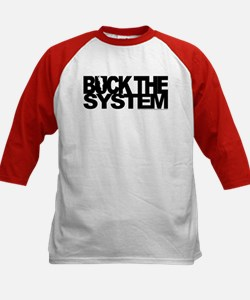 Buck The System Tee