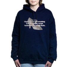 gingerrogers2.png Hooded Sweatshirt