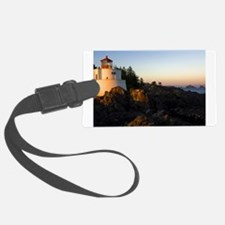 Lighthouse Luggage Tag
