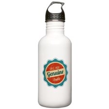 Retro Genuine Quality Since 1988 Water Bottle