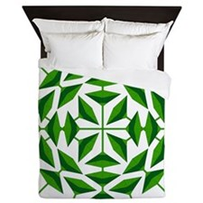 Eclectic Flower 135A Queen Duvet