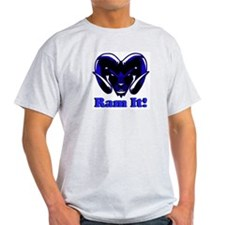 Blue Ram It T-Shirt