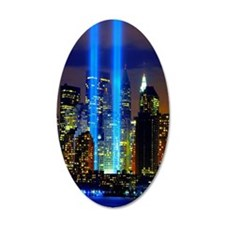 911 Twin Towers Wall Decal