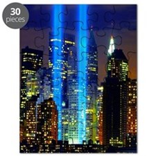 911 Twin Towers Puzzle