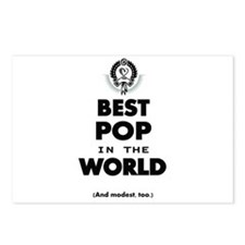 The Best in the World Best Pop Postcards (Package