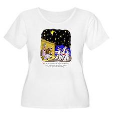 3 Kings Plus Size T-Shirt