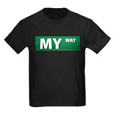MY WAY T