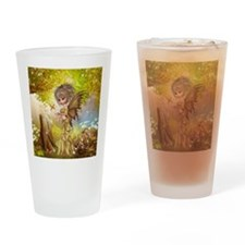 Little Fall Fairy Drinking Glass