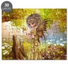Little Fall Fairy Puzzle