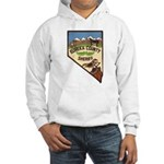 Eureka County Sheriff Hooded Sweatshirt