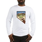 Eureka County Sheriff Long Sleeve T-Shirt