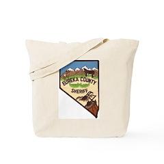 Eureka County Sheriff Tote Bag