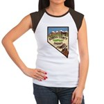 Eureka County Sheriff Women's Cap Sleeve T-Shirt