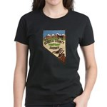 Eureka County Sheriff Women's Dark T-Shirt