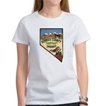 Eureka County Sheriff Women's T-Shirt