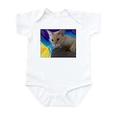 Cute Cat lovers Infant Bodysuit