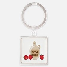 Apple Cider Keychains