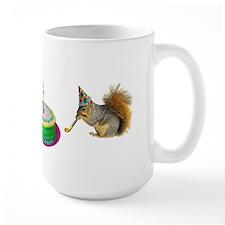 Squirrels Birthday Mugs