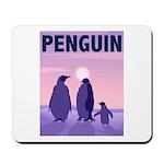Penguin Family Mousepad
