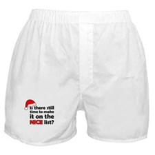 Nice List Boxer Shorts