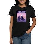Penguin Family Women's Dark T-Shirt