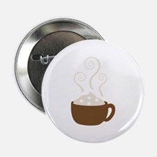 """Hot Chocolate 2.25"""" Button"""