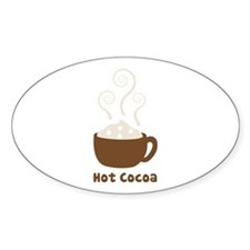 Hot Cocoa Decal