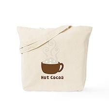 Hot Cocoa Tote Bag