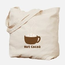 Hot Cocoa Tote Bag