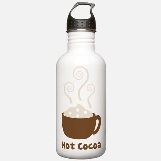 Hot Cocoa Water Bottle