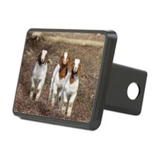 Smiling goats Hitch Cover