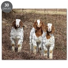 Smiling goats Puzzle