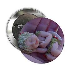 """Tiny Cherub 2.25"""" Button"""