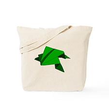 Origami Frog Tote Bag