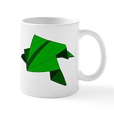 Origami Frog Mugs